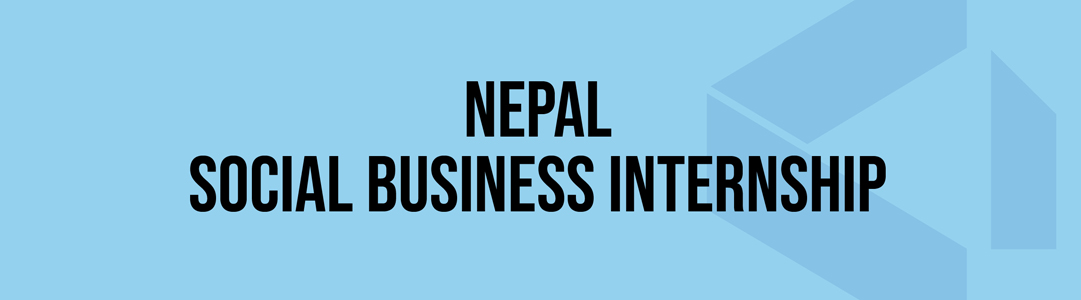 Nepal Social Business Internship