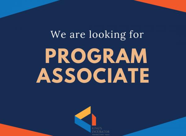 Vacancy Announcement- Program Associate